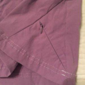 Athleta Shorts - Athleta Skort- size 2p- lavender color- EUC